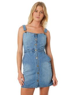 ROYAL WOMENS CLOTHING BILLABONG DRESSES - 6581488ROY