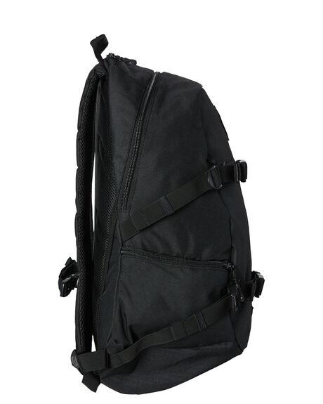 FLINT BLACK MENS ACCESSORIES ELEMENT BAGS + BACKPACKS - 184485AFBLK
