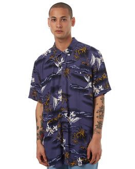 BLUE MENS CLOTHING SWELL SHIRTS - S5174172BLUE