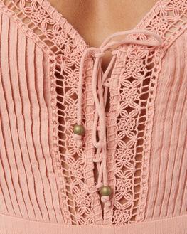 BLUSH WOMENS CLOTHING ARNHEM PLAYSUITS + OVERALLS - ARMEJU02BLUSH
