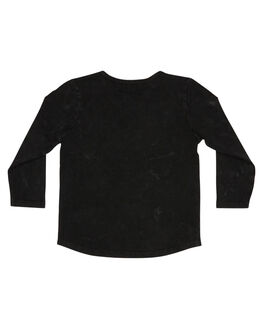 ACID BLACK KIDS BOYS LITTLE LORDS TOPS - AW19311ABLK