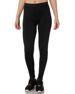 BLACK WOMENS CLOTHING RIP CURL PANTS - GPADP10090