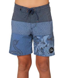 BIJOU BLUE KIDS BOYS QUIKSILVER BOARDSHORTS - EQBBS03338BNG6