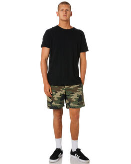 CAMO MENS CLOTHING STUSSY BOARDSHORTS - ST081610CAMO