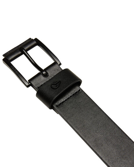 ALL BLACK MENS ACCESSORIES NIXON BELTS - C2979001