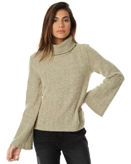 CHAMPG WOMENS CLOTHING MINKPINK KNITS + CARDIGANS - MP1610053CHAM