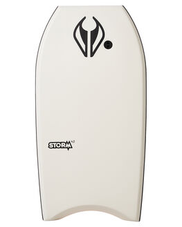 WHITE RED BOARDSPORTS SURF NMD BODYBOARDS BODYBOARDS - NMDSTORMWHIRD
