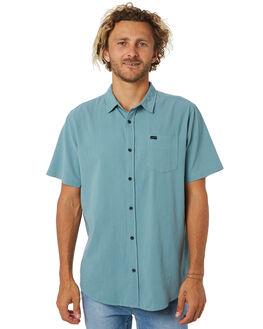 CONCRETE MENS CLOTHING GLOBE SHIRTS - GB01914011CONC