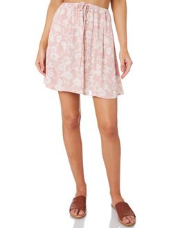 LOVERS FLORAL WOMENS CLOTHING THE HIDDEN WAY SKIRTS - H8202472LOVFL
