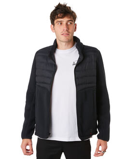 BLACK MENS CLOTHING HERSCHEL SUPPLY CO JACKETS - 50020-00115BLACK