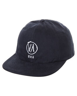 NAVY MENS ACCESSORIES RVCA HEADWEAR - R174564ANVY