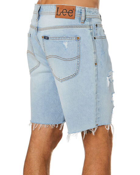 ODYSSEY BLUE MENS CLOTHING LEE SHORTS - L-606743-C30