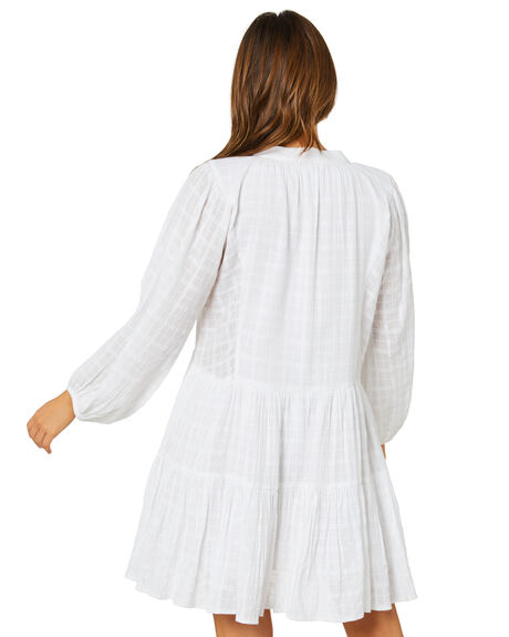 WHITE WOMENS CLOTHING SEAFOLLY DRESSES - 54511-DRWHT