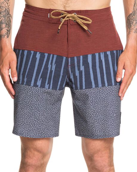 ANDORA MENS CLOTHING QUIKSILVER BOARDSHORTS - EQYBS04278-RSD0