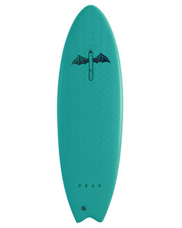 STEEL GREEN BOARDSPORTS SURF DRAG SOFTBOARDS - DBCDARTSTGRN