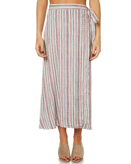 PAINTED STRIPE WOMENS CLOTHING THE HIDDEN WAY SKIRTS - H8173471PAIS