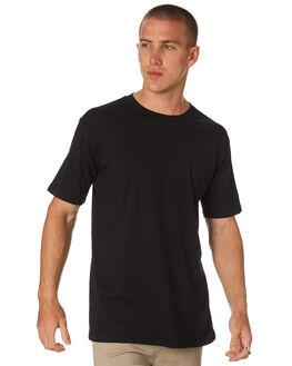 BLACK MENS CLOTHING AS COLOUR TEES - 5026BLACK