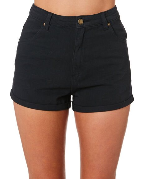 BLACK DUST WOMENS CLOTHING ROLLAS SHORTS - 11379-352BLK