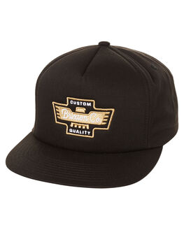BLACK MENS ACCESSORIES BRIXTON HEADWEAR - 00693BLK
