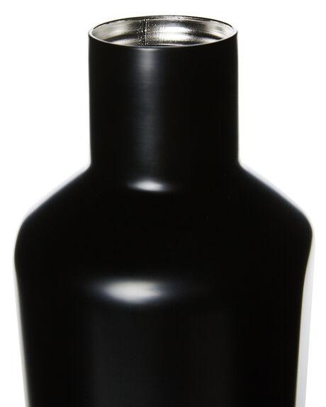 BLACK MENS ACCESSORIES CORKCICLE DRINKWARE - CI2CDBLLBLK
