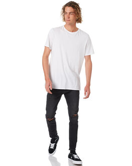 CRUSHED GRAVEL MENS CLOTHING A.BRAND JEANS - 81103B3752