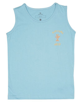 BLUE RIVER KIDS BOYS RIP CURL TOPS - OTEWW39742