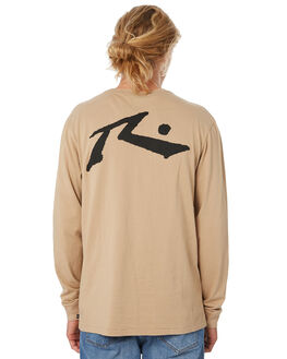 CORNSTALK MENS CLOTHING RUSTY TEES - TTM1642CNL