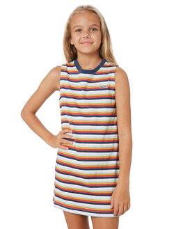 MUSTARD KIDS GIRLS RIP CURL DRESSES + PLAYSUITS - JDRBI11041