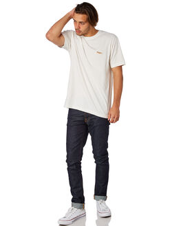 OFF WHITE MENS CLOTHING NUDIE JEANS CO TEES - 131613B97W05