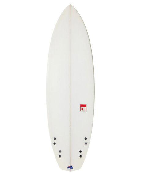 CLEAR BOARDSPORTS SURF CLASSIC MALIBU PERFORMANCE - CLAMT3CLE