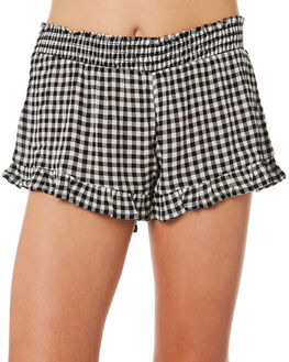 BLACK KIDS GIRLS BILLABONG SHORTS + SKIRTS - 5582279BLK