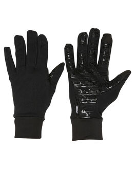 BLACK BOARDSPORTS SNOW POW GLOVES - PPL-A-S-NA-BKBLK