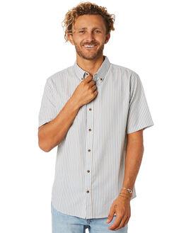 MULTI MENS CLOTHING CAPTAIN FIN CO. SHIRTS - CS191003VWT