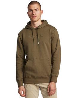 KALAMATA MENS CLOTHING QUIKSILVER JUMPERS - EQYFT04159-GZH0