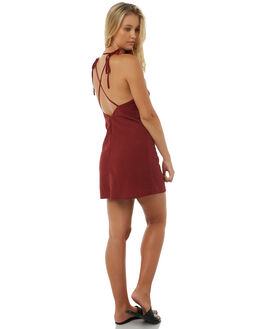 SYRAH WOMENS CLOTHING AFENDS DRESSES - W181805SRH