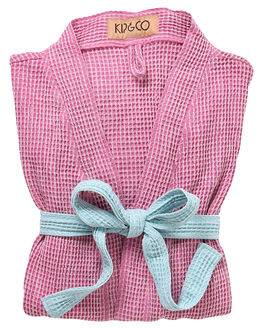 BOYSENBERRY WOMENS ACCESSORIES KIP AND CO TOWELS - SS18154BOYS