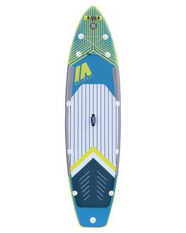 LIME BLUE BOARDSPORTS SURF MOLOKAI SUPS SUPS - 130037LIM