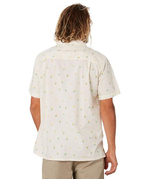FLOWER BUDS MENS CLOTHING MOLLUSK SHIRTS - MS1912FLWBD