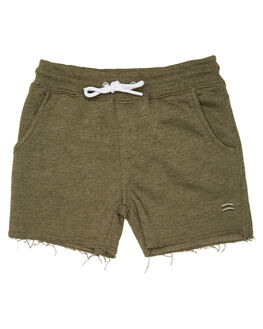 KHAKI KIDS TODDLER BOYS ST GOLIATH SHORTS - 2821020KHAK