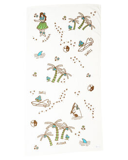 BONE ACCESSORIES TOWELS SWELL  - S51611804BON