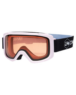 PINK ORANGE BOARDSPORTS SNOW CARVE GOGGLES - 6132PNKOR