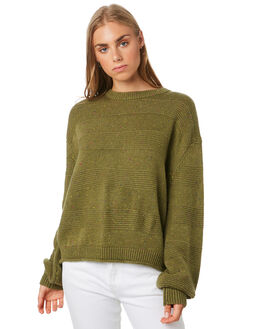 MULTI WOMENS CLOTHING THE HIDDEN WAY KNITS + CARDIGANS - H8203147ALMND
