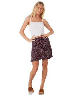 MULTI WOMENS CLOTHING MINKPINK SKIRTS - MP1808443MULTI