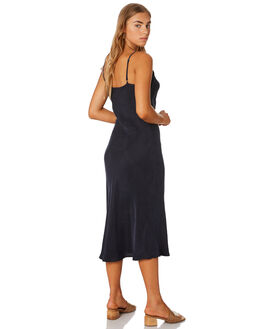 MIDNIGHT WOMENS CLOTHING NUDE LUCY DRESSES - NU23753MID