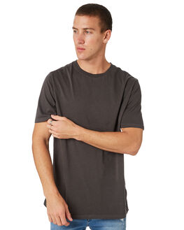 CHARCOAL MENS CLOTHING SILENT THEORY TEES - 40X0024.CHARCHAR