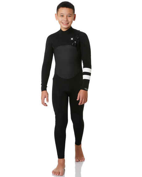 BLACK BOARDSPORTS SURF HURLEY BOYS - BV5241010