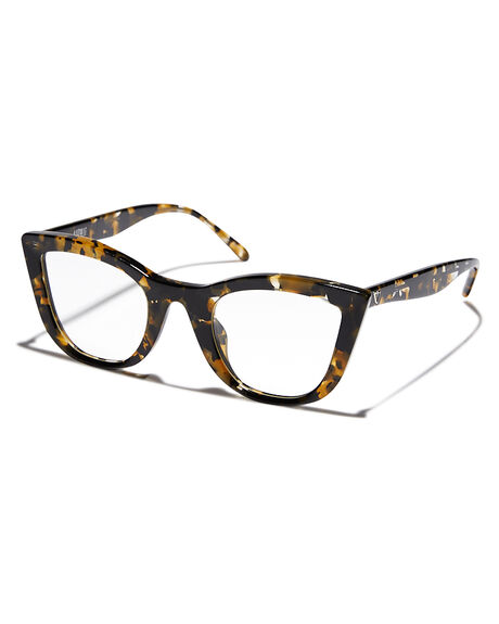 CLEAR TORT MENS ACCESSORIES VALLEY SUNGLASSES - S0217CLRTR