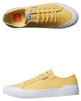 MAIZE MENS FOOTWEAR HUF SKATE SHOES - VC00003MAI