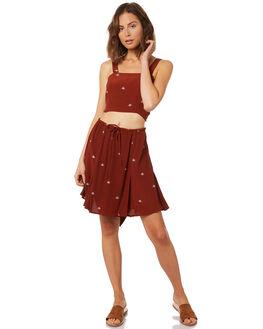 SUNRISE BALIWOOD WOMENS CLOTHING RUE STIIC FASHION TOPS - WS18-26-SBW-FBRN