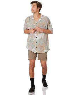 MUSHROOM MENS CLOTHING STUSSY BOARDSHORTS - ST091601MUSH